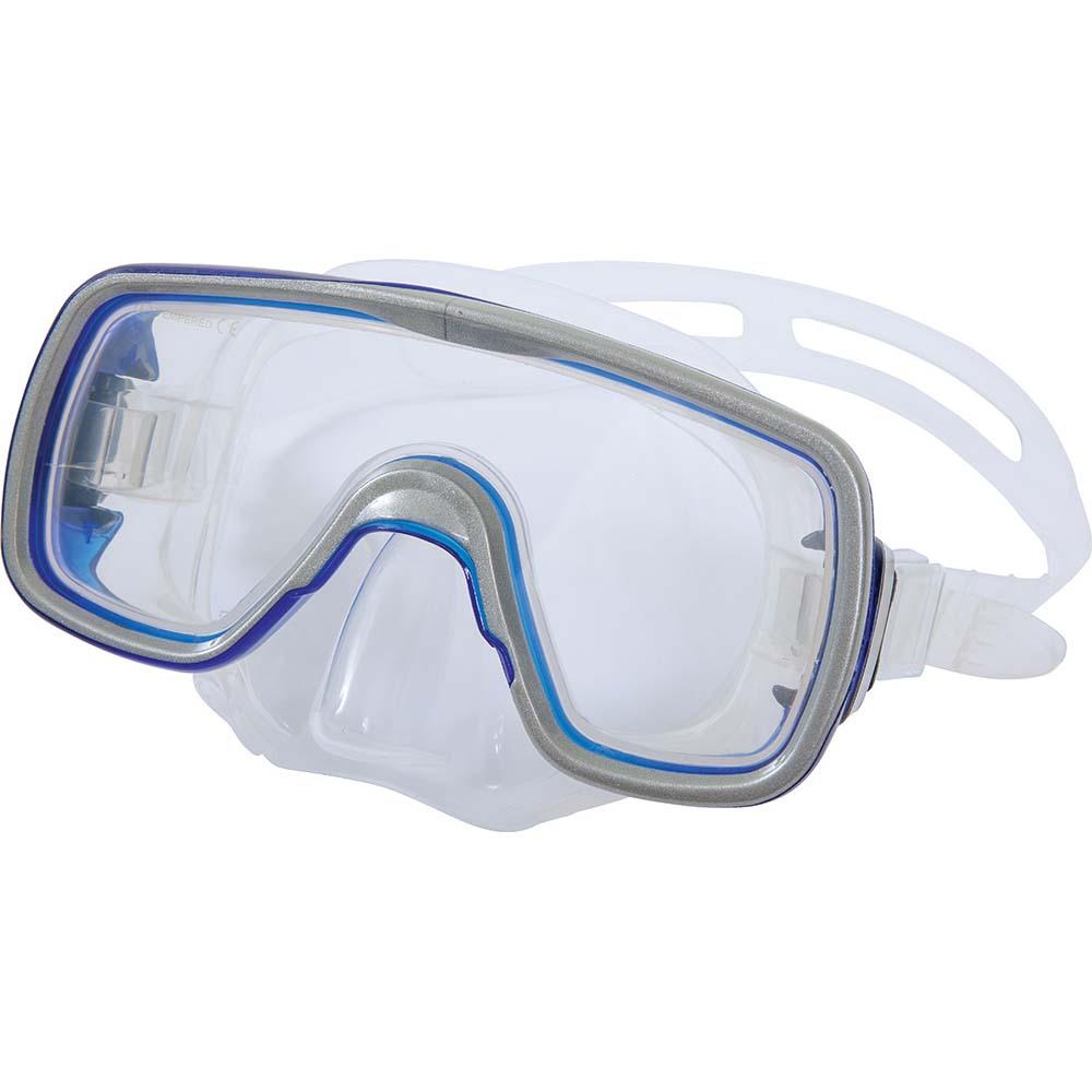 Μάσκα Θαλάσσης Salvas Sub Geo Large 52212 Διάφανη/Μπλε paixnidia hobby diving maskes