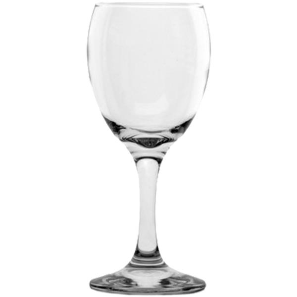 Γυάλινο Ποτήρι Λευκού Κρασιού 18cl Uniglass Alexander 94503 Σετ 12τμχ