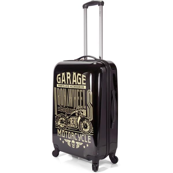 Βαλίτσα Καμπίνας με 4 Ρόδες Benzi BZ5144/50 Σχέδιο 1 paixnidia hobby eidh tajidioy balitses