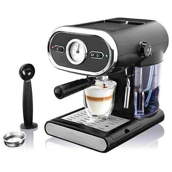 Μηχανή Espresso Vintage 15bar 1lt Elite CM-0110 hlektrikes syskeyes texnologia oikiakes syskeyes kafetieres