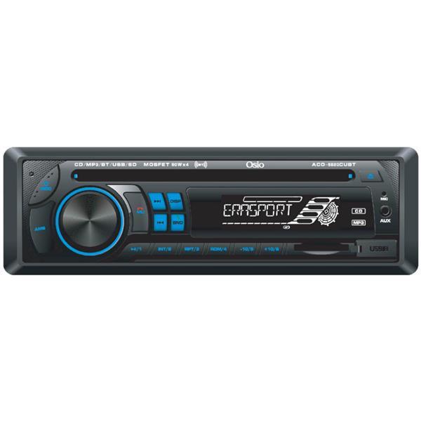 Ράδιο-CD Αυτοκινήτου με Bluetooth, USB, SD, Aux-In Osio ACO-5620CUBT aytokinhto mhxanh eikona hxos hxosysthmata aytokinhtoy