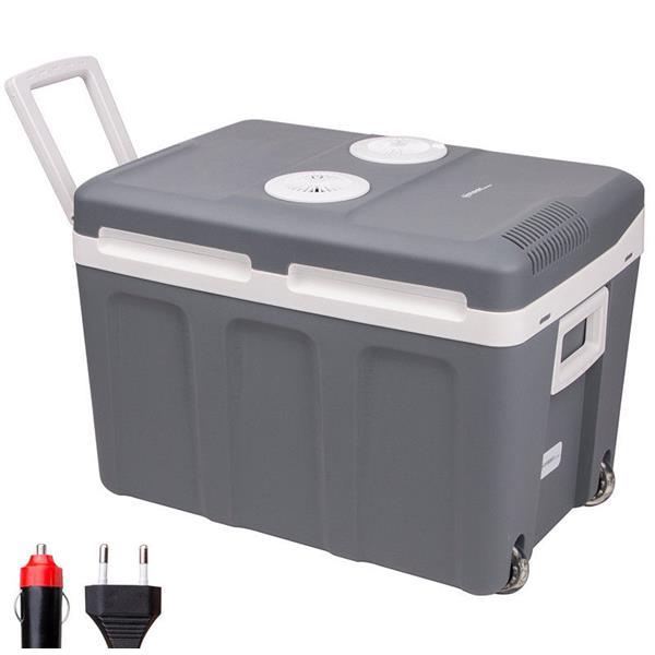 Φορητό Ηλεκτρικό Ψυγείο-Θερμαντήρας με Ροδάκια 40lt First FA-5170-2 khpos outdoor camping epoxiaka camping cygeia