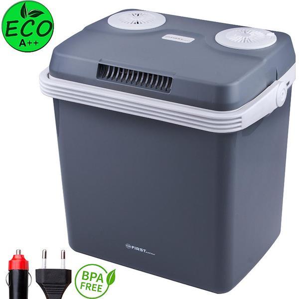 Φορητό Ηλεκτρικό Ψυγείο Θερμαντήρας 32lt First FA-5170 khpos outdoor camping epoxiaka camping cygeia