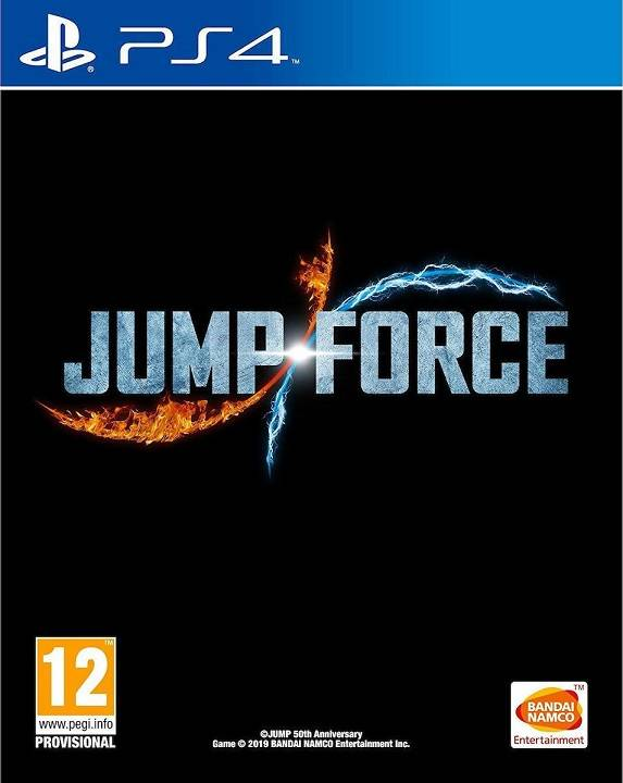 Jump Force - PS4 Game gaming games paixnidia ps4