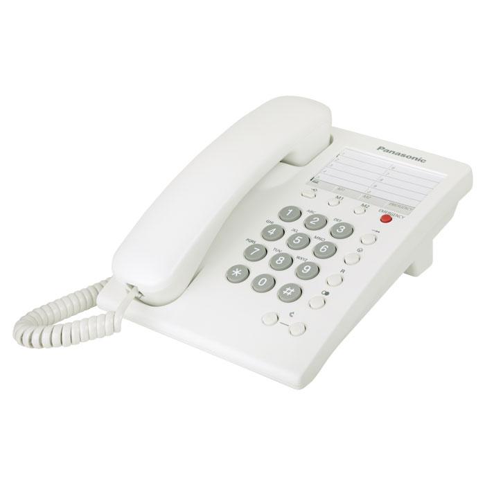Eνσύρματη Τηλεφωνική Συσκευή Panasonic KX-TS 550GRW hlektrikes syskeyes texnologia stauerh thlefonia thlefona