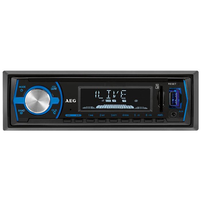 Ραδιόφωνο Αυτοκινήτου με USB & Bluetooth AEG AR 4030 hlektrikes syskeyes texnologia eikona hxos hxosysthmata aytokinhtoy