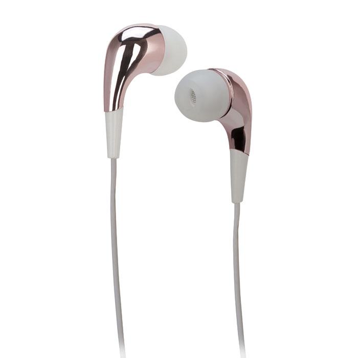 Ακουστικά Stereo με Μικρόφωνο 3.5mm Meliconi Mysound Speak Mirror Rose/Gold hlektrikes syskeyes texnologia perifereiaka ypologiston akoystika