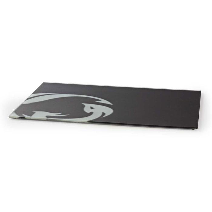 Γυάλινο Gaming Mouse Pad 400x300mm Nedis GMPDG100BK gaming perifereiaka gaming pc ajesoyar