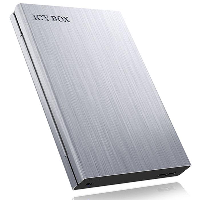 """Εξωτερική Θήκη Αλουμινίου με Write Protection για HDD/SSD 2.5"""" Sata USB 3.0. Icy hlektrikes syskeyes texnologia perifereiaka ypologiston ejoterikes uhkes diskon"""