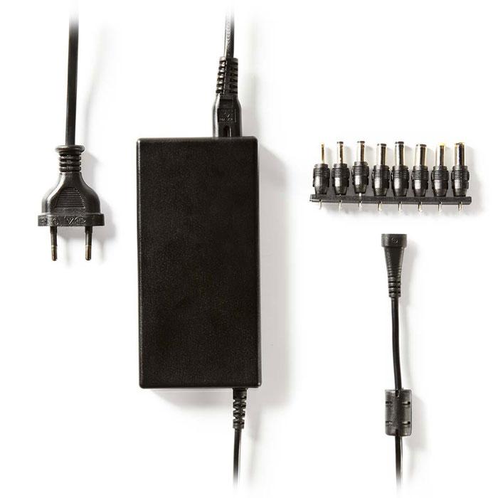 Universal Τροφοδοτικό για Laptop 60w Nedis ACPA016 hlektrikes syskeyes texnologia perifereiaka ypologiston trofodotika