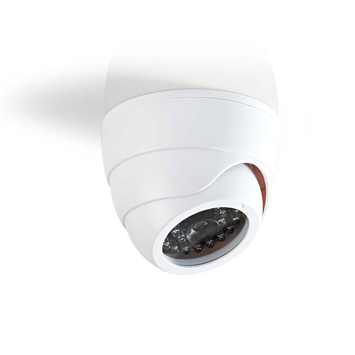Ομοίωμα Κάμερας Security για Εσωτερικό Χώρο Nedis DUMCD30WT Λευκό hlektrikes syskeyes texnologia systhmata asfaleias syskeyes dummy