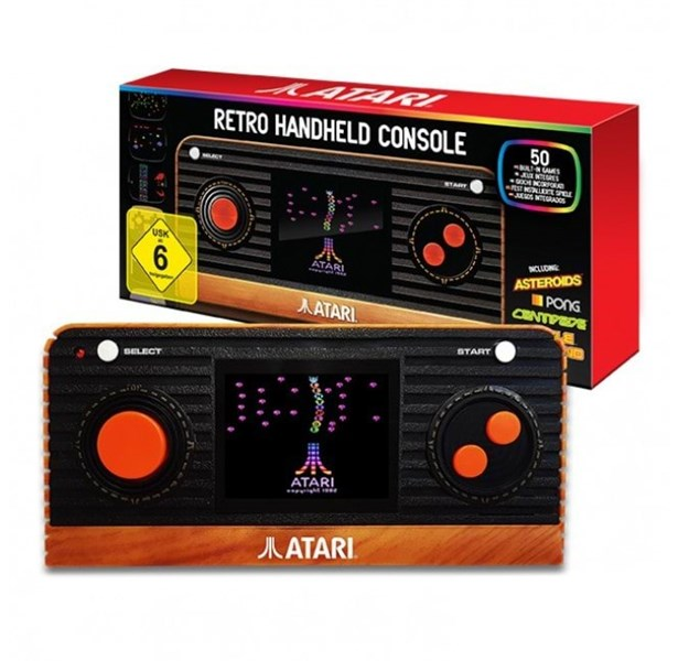 Retro Console Atari Blaze Handheld AV - ATARI Console gaming konsoles paixnidion console retro