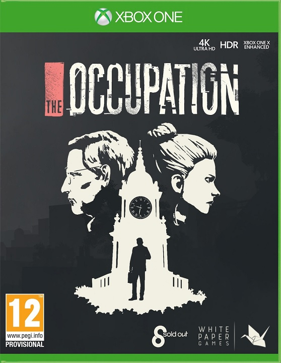 The Occupation - XBox One Game gaming games paixnidia xbox one