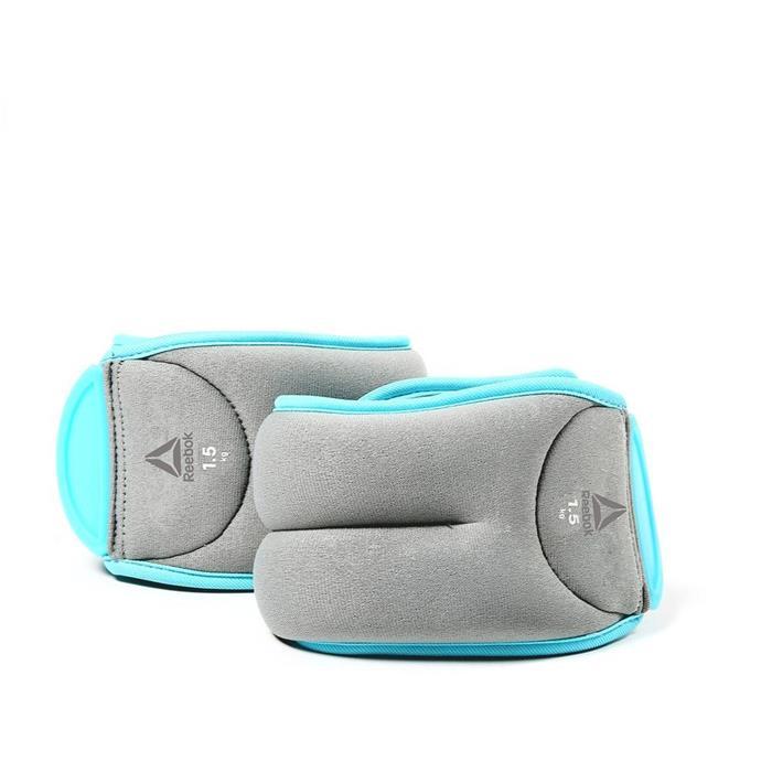 Βάρη Χεριών/Ποδιών με Velcro 2x1.5Kg Reebok RAWT-11075CY paixnidia hobby organa gymnastikhs barh