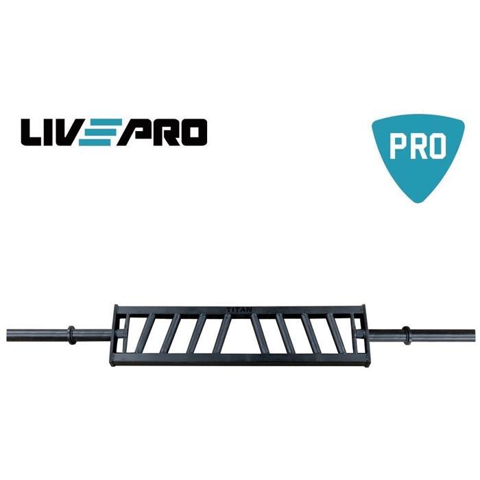 Μπάρα Πολλαπλών Λαβών Swiss Bar LivePro Β-8057 paixnidia hobby organa gymnastikhs barh