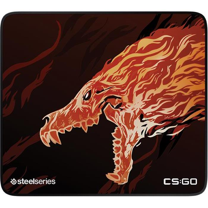 Steelseries Mousepad Qck + CS:GO Howl Limited Edition gaming perifereiaka gaming pc ajesoyar