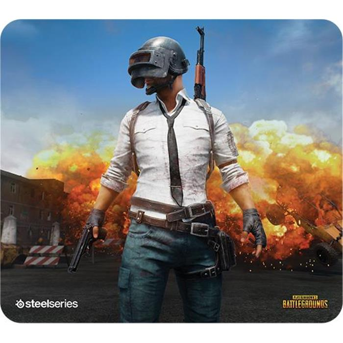 Steelseries Mousepad Qck + Pubg Erangel Edition gaming perifereiaka gaming pc ajesoyar