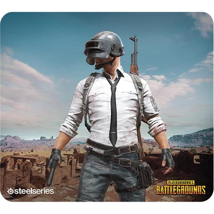 Steelseries Mousepad Qck + Pubg Miramar Edition gaming perifereiaka gaming pc ajesoyar