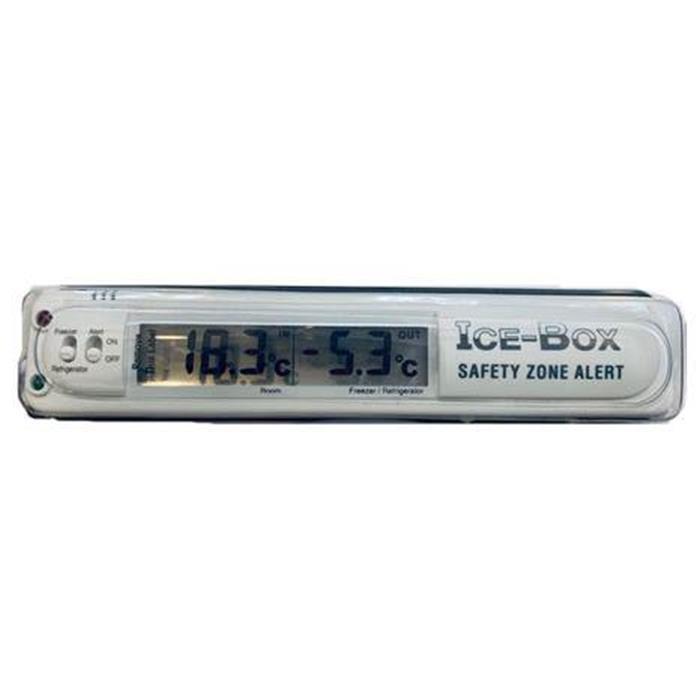 Θερμόμετρο Ψηφιακό Καταψύκτη Safety 105240 paixnidia hobby gadgets meteorologikoi staumoi