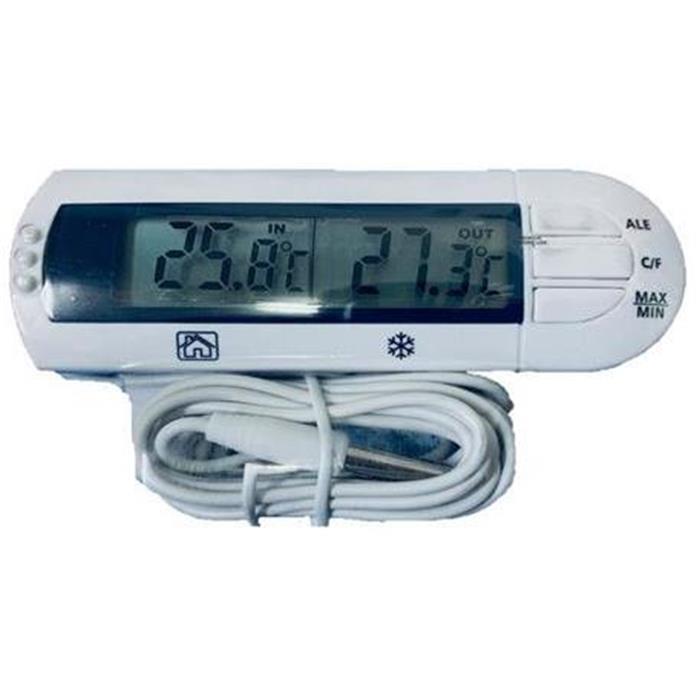 Θερμόμετρο Ψηφιακό Εσωτερικού-Εξωτερικού Χώρου Moller 105242 paixnidia hobby gadgets meteorologikoi staumoi