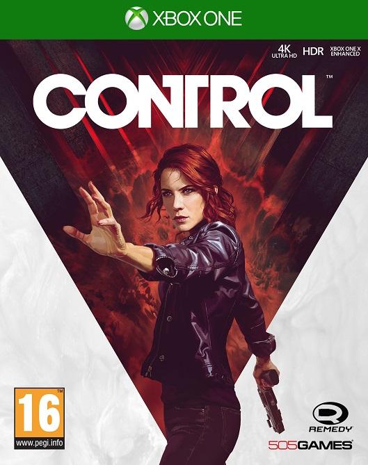 Control - XBox One Game gaming games paixnidia xbox one