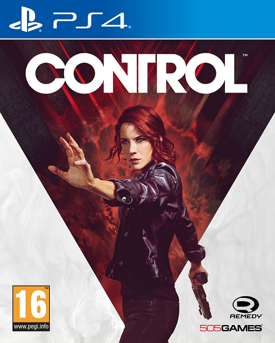 Control - PS4 Game gaming games paixnidia ps4