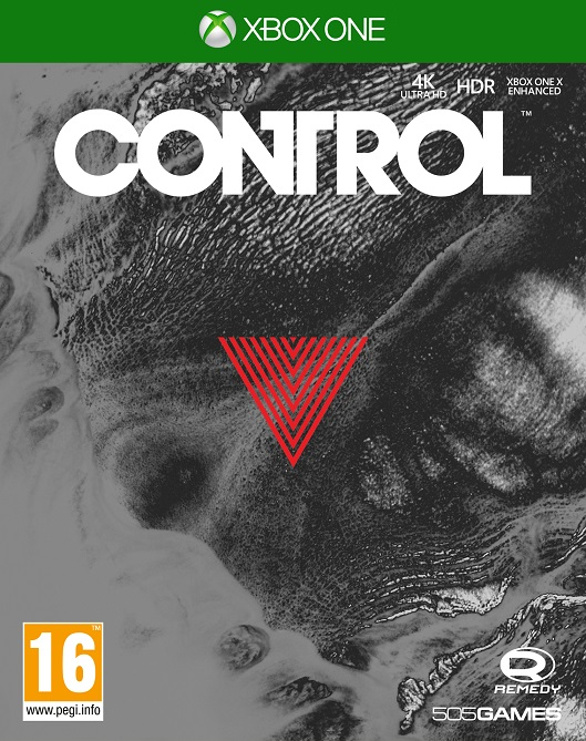 Control Deluxe Edition - XBox One Game gaming games paixnidia xbox one