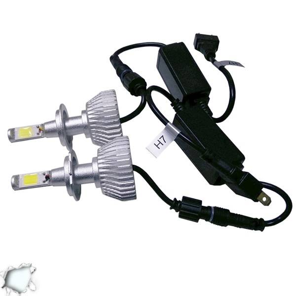 LED HID Kit H7 36 Watt 9-36 Volt DC 3600 Lumen 6000k C6 Economy Line GloboStar 0 aytokinhto mhxanh fotismos oxhmaton led hid kit