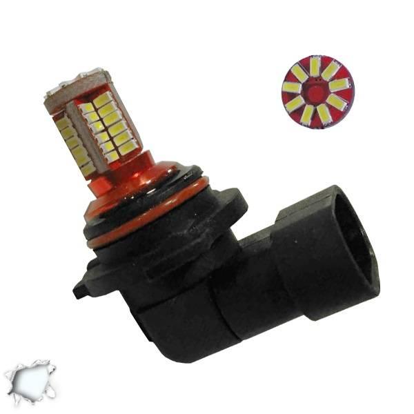Λαμπτήρας LED HB4 9006 Can Bus με 57 SMD 4014 6000k GloboStar 47834 aytokinhto mhxanh fotismos oxhmaton lampes led gia probolakia