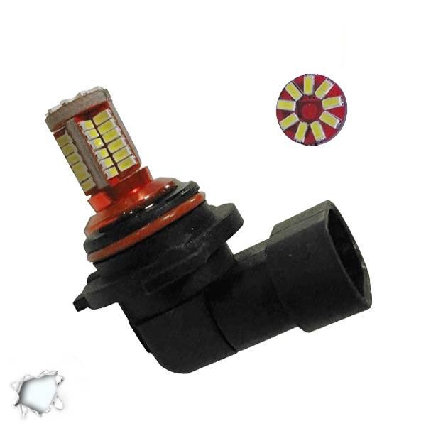 Λαμπτήρας LED HB3 9005 Can Bus με 57 SMD 4014 6000k GloboStar 40139 aytokinhto mhxanh fotismos oxhmaton lampes led gia probolakia