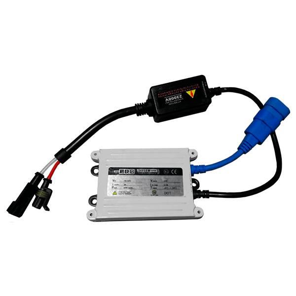 Μετασχηματιστής Slim Xenon Can Bus AC Ballast 16-32 Volt 55 Watt GloboStar 91741 aytokinhto mhxanh fotismos xenon metasxhmatistes