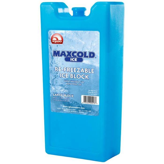 Παγοκύστη Igloo Ice Block Large 850gr