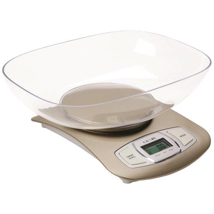 Ζυγαριά Κουζίνας Ηλεκτρονική EK3650-5kg Max Home