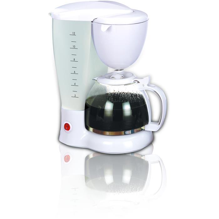 Καφέτιερα Ηλεκτρική 10-12 Φλυτζάνια SP-1170-AP Sapir