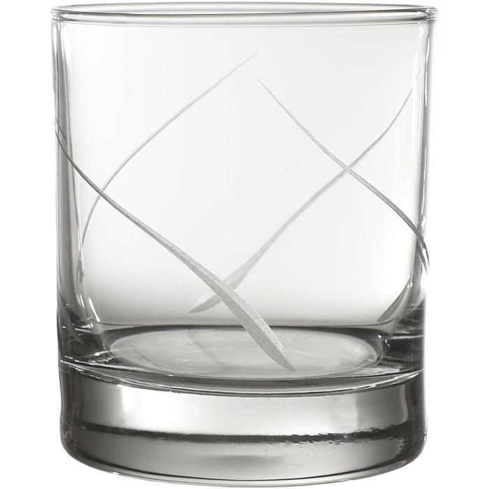 Ποτήρι Ταγιέ 20 Κρασιού Linea Cortina Bormioli Rocco 6τμχ