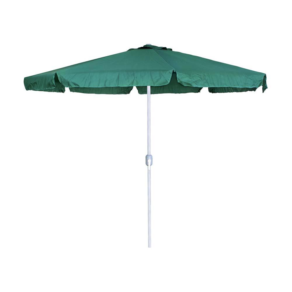 Ομπρέλα 2.7m Πράσινη Escape 12094