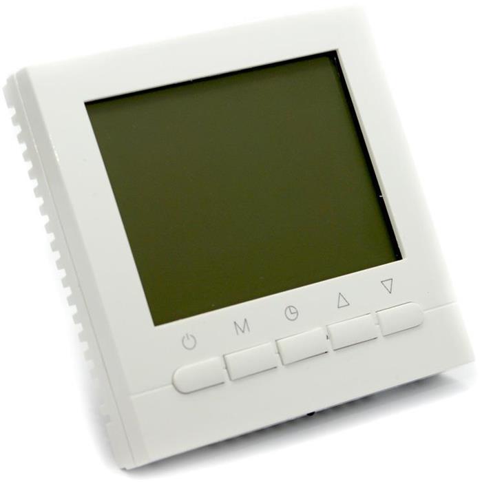 Έξυπνος Θερμοστάτης Καλοριφέρ Smart WiFi με Οθόνη, Internet Control (HY02)