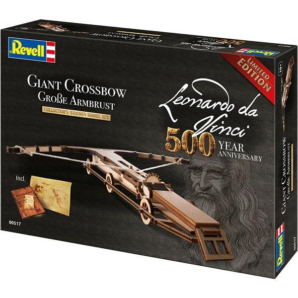 Μοντέλο Revell: Leonardo da Vinci: Βαλλίστρα Crossbow (00517)
