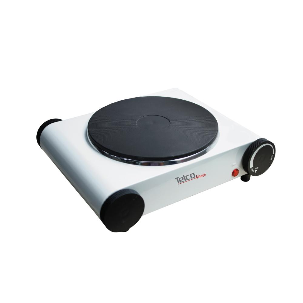 Hλεκτρική Εστία Μονή Telco GH-615 Λευκή