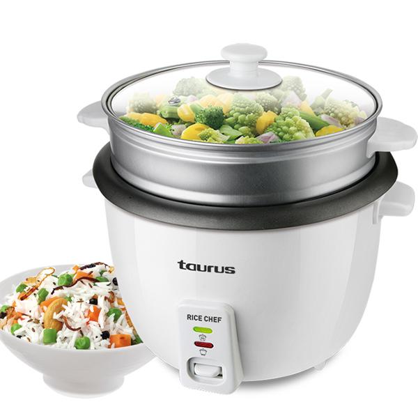 Βραστήρας Ρυζιού Rice Chef Taurus VerII 1,8lt 700w