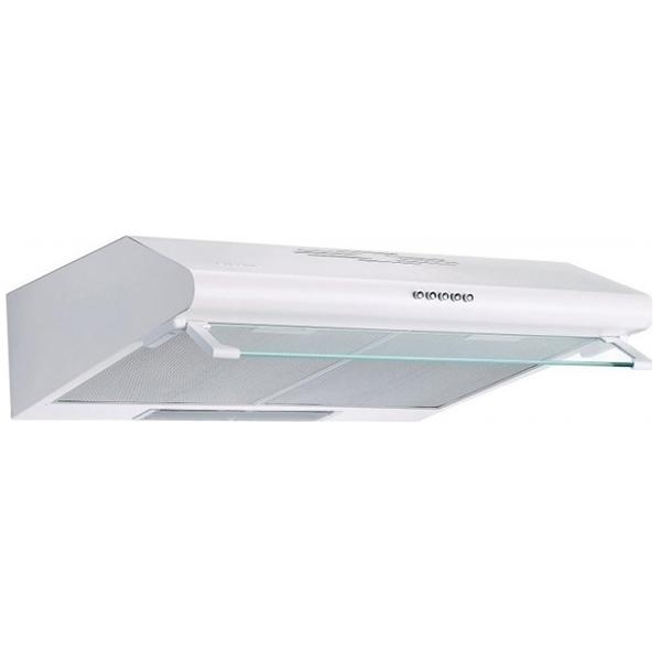 Απορροφητήρας Pyramis Essential Απλός με 2 Μοτέρ 70cm Λευκός (065029602)