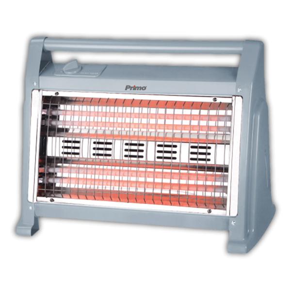 Σόμπα Ηλεκτρική Quartz Primo LX-2830 1200W Γκρι