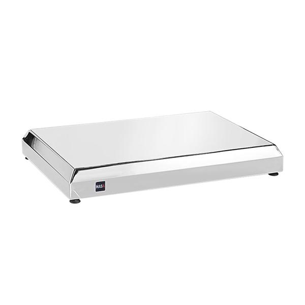 Ηλεκτρική Θερμαινόμενη Πλάκα Ιnox 18/10 GN1/1 200W Kapp KAPP47010021