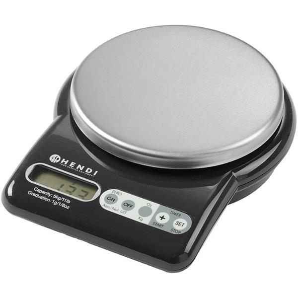Ηλεκτρονική Ζυγαριά Κουζίνας Hendi 580004