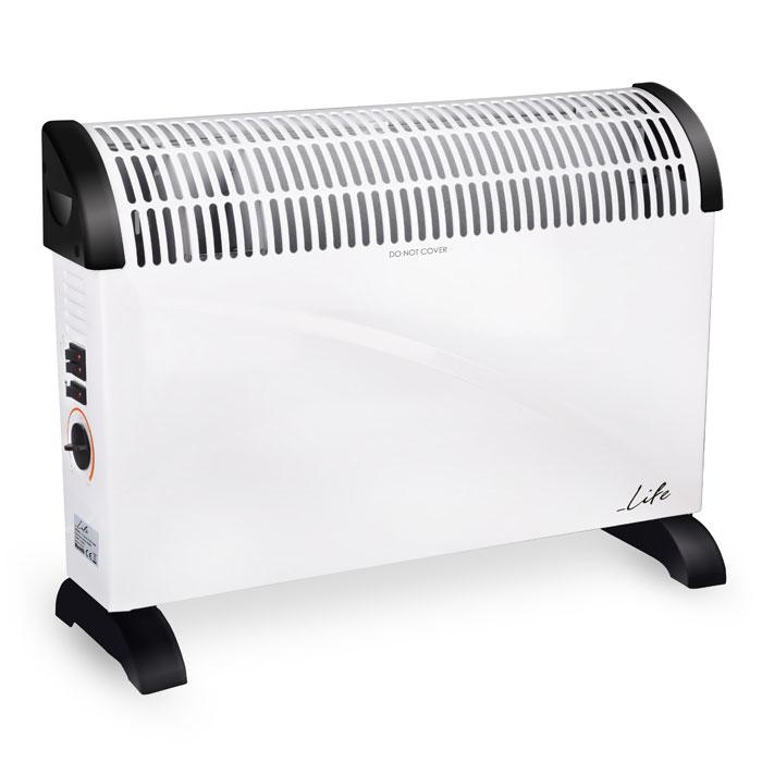 Ηλεκτρική Θερμάστρα-Convector 2000W Life T-Heat