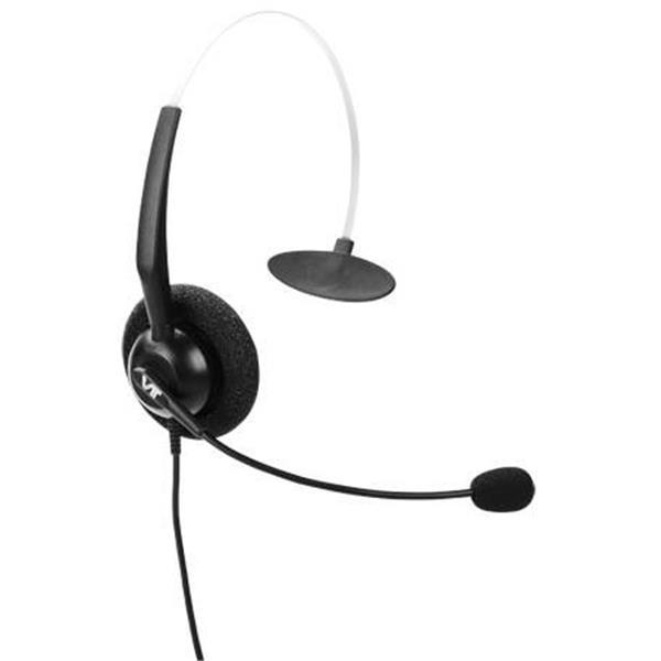 VT Headset VT1200 Omni Mono, Goose-neck, 3.5mm (VT1200-1201)