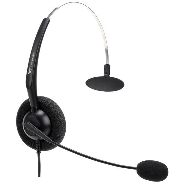 VT Headset VT1000-RJ09 Omni Mono, Goose-neck, RJ9