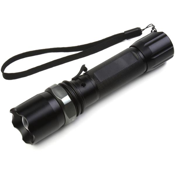 Esperanza Φακός Sirius EOT003 Cree Q5 LED 5W Μαύρος