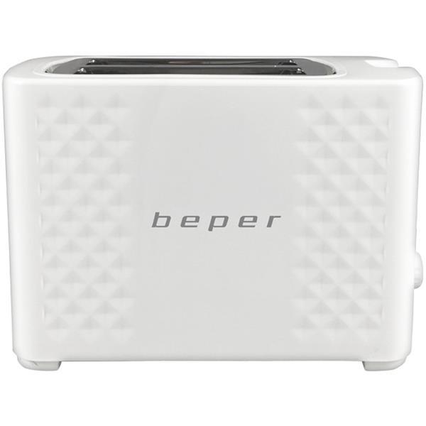 Φρυγανιέρα Λευκή Beper BT.100B
