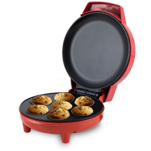 Παρασκευαστής Cupcake 900w Beper 90.498